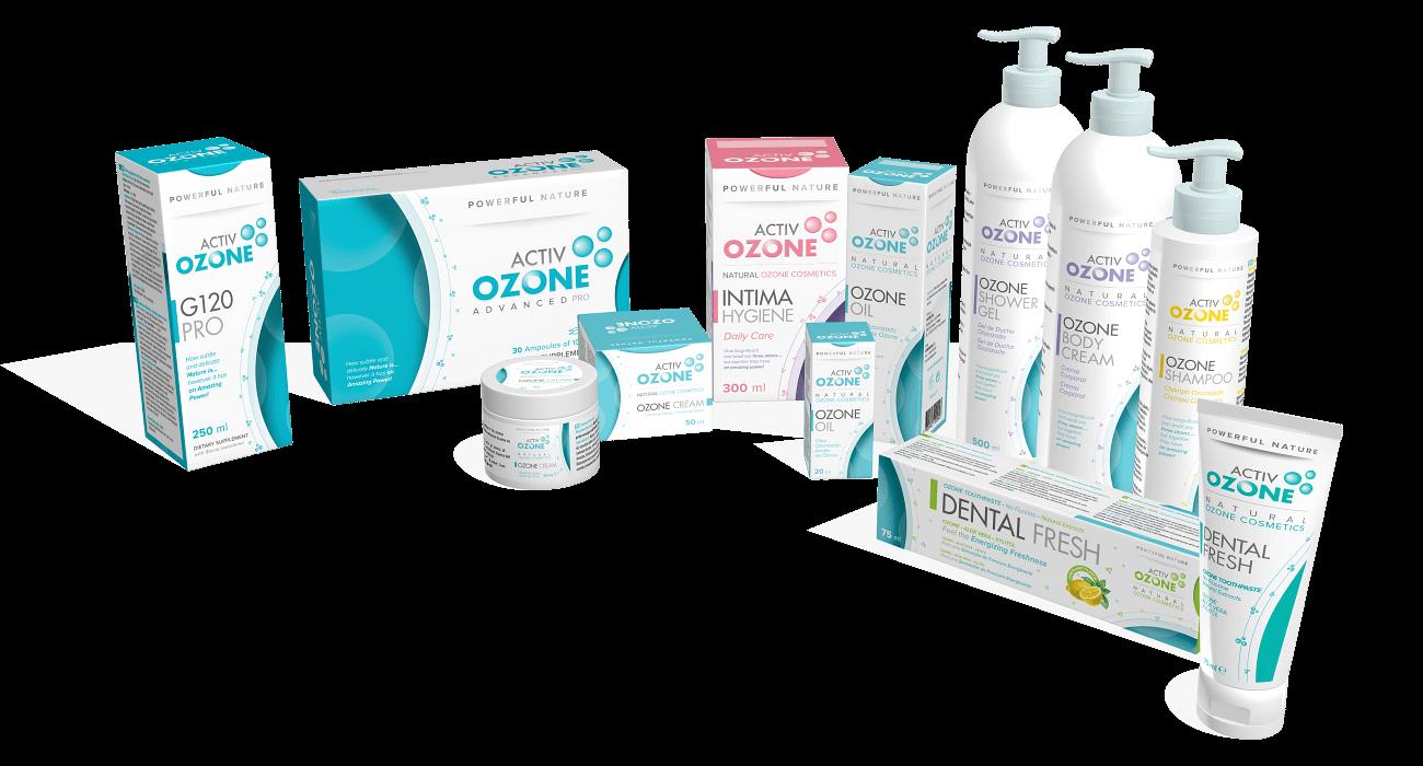 ActivOzone Linea Productos Completa 2020